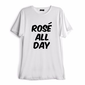 Private Party Rose All Day T Shirt XS